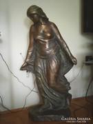 Medgyessy :Táncoló nő,94cm magas bronz szobor