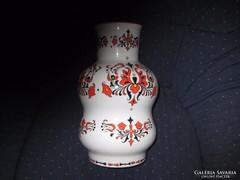 Zsolnay váza 30x18 cm