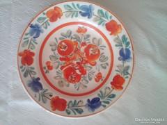 Apátfalvi tányér, falitányér