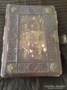 Klasszikus Arany Biblia 1897. - II. kötet eredeti tokjában
