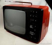 Videoton retró televizió , működő,szép állapotban