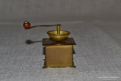 Mini réz kávé daráló