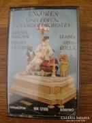 Encores-Liszt Ferenc magnókazetta