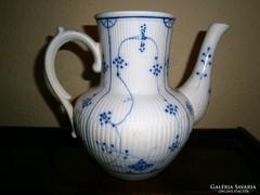 Antik Villeroy & Boch porcelán teás kancsó