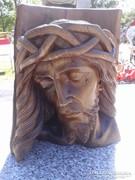 Jézus fejszobor eladó