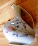 Porcelán váza, 15 cm