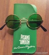Vintage napszemüveg, eredeti tokjával