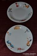 Schönwaldi gyerek tányérok 2 db