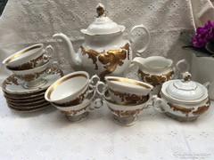 Szépséges  teáskészlet