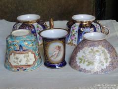 Csésze gyűjtemény