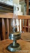 Ritka réz petróleum lámpa