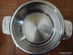 Berghaus hőmérséklet szabályzós rozsdamentes acél fözőedény