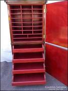 Antik tárolószekrény - iratszekrény