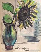 Nyergesi János virágcsendélet
