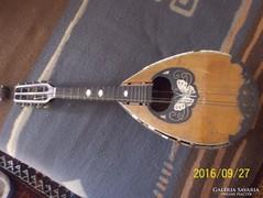 Antik Sternberg mandolin,egyedi darab