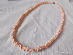 Kagylóhéj nyaklánc