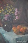 Marczell György: Asztali csendélet
