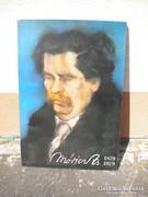 V449 Nagyméretű Móricz Zsigmond portré plakát