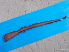 Portugál Mauser puska hatástalanítva