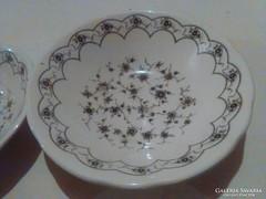 2db Ironstone tányér