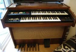 Elektromos orgona, harmónium
