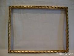 Arany-fa képkeret falc 18x24  cm
