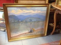 Szemenyei Ferenc festmény eladó