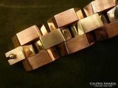 Art deco arany karkötő