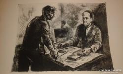 Kép a Magyar Kommunista Sajtó Történetéről!