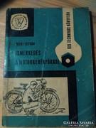 Ismerkedés a motorkerékpárral  Bori István 1964