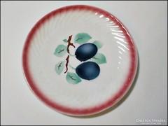 Gránit szilvás tányér