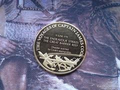 Cook kp. kalandjai ezüst 20 gramm 0,925 II. PP