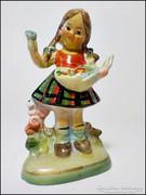Juliska régi kerámia figura