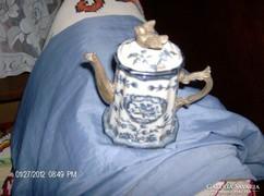 Szep bronz es porcelan kionto