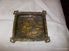 Antik bronz falikepek