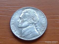 USA 5 CENT 1999 / P