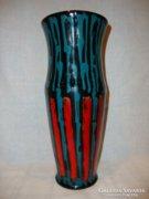Illés retro iparművész kerámia váza