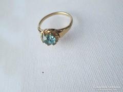Gold filled női gyűrű  20 mm