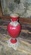 Antik Vörös Váza