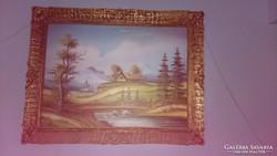 Kékessy Klára festmény