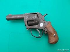 Hatástalanított pisztoly az 1800-as évek 2. feléből 08