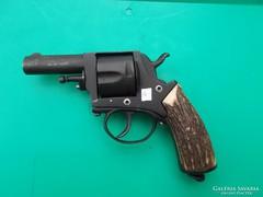 Hatástalanított pisztoly az 1800-as évek 2. feléből 09