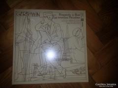 Gershwin: Kék rapszódia, Egy amerikai Párizsban bakelit
