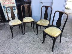 4 db thonett szék