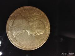 1930 Horthy ezüst 5 pengő