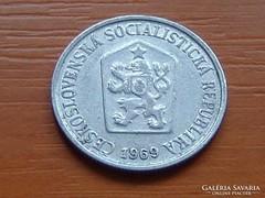CSEHSZLOVÁKIA 10 HALERU 1969