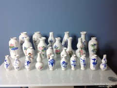 Mini kerámia váza gyűjtemény