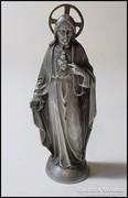 Jelzett Jézus kisméretű szobor , jól kidolgozott