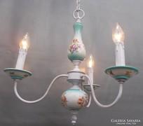 Provence Vintage Shabby Chic flamand csillár