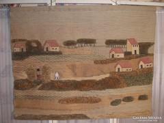 Nagyméretű falikép, 120 x 95 cm